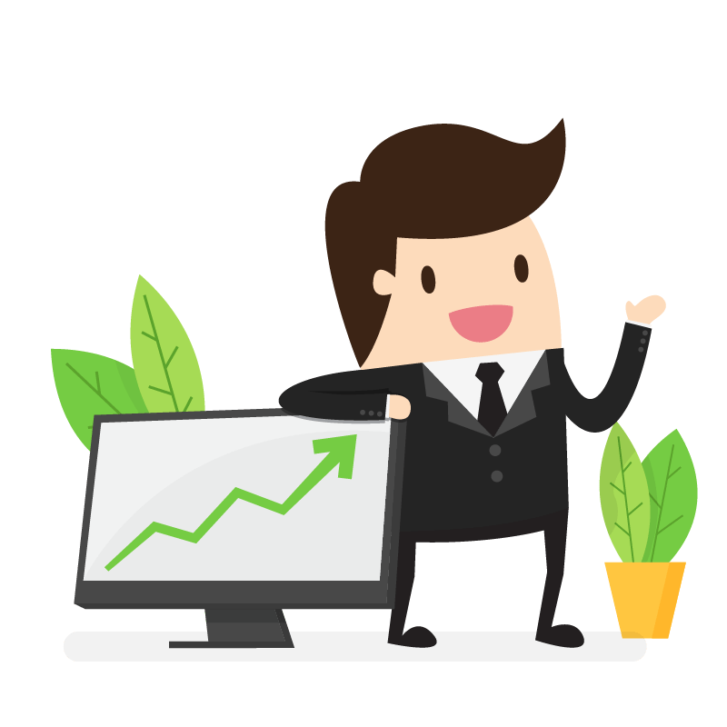 Webdesign Monitoring Bildschirm