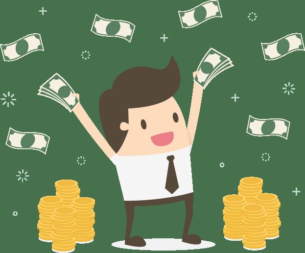 Webdesign Geld