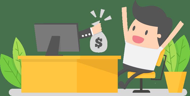 Webdesign Geld verdienen online