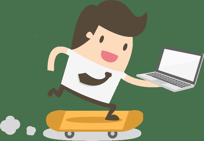 Webdesign Laptop